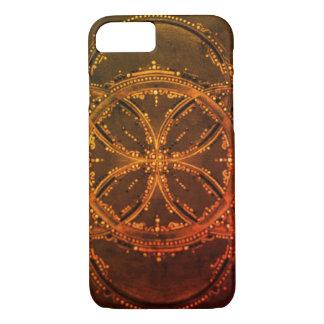 Beautiful hand drawn Mandala iPhone 8/7 Case