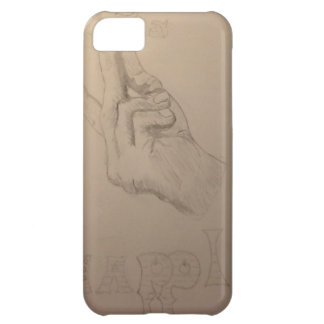 Beautiful hand drawn snapple idea iPhone 5C case