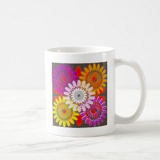Beautiful HAPPY CHAKRA Sunflower Greetings GIFTS Coffee Mugs