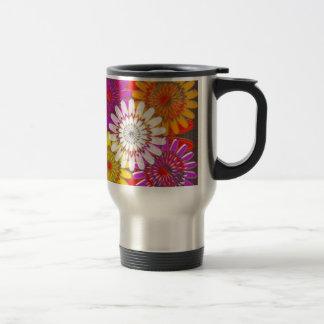 Beautiful HAPPY CHAKRA Sunflower Greetings GIFTS Mugs