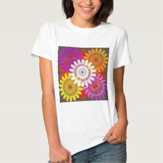 Beautiful HAPPY CHAKRA Sunflower Greetings GIFTS T-shirt