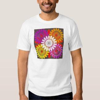 Beautiful HAPPY CHAKRA Sunflower Greetings GIFTS T-shirts