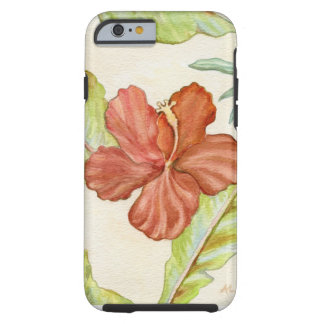 Beautiful Hibiscus iPhone 6 case