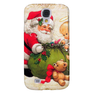 Beautiful Holiday Custom Christmas Samsung Galaxy S4 Case