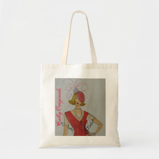 Beautiful Hollywood Glamour Tote Bag