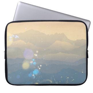 Beautiful horizon laptop sleeve