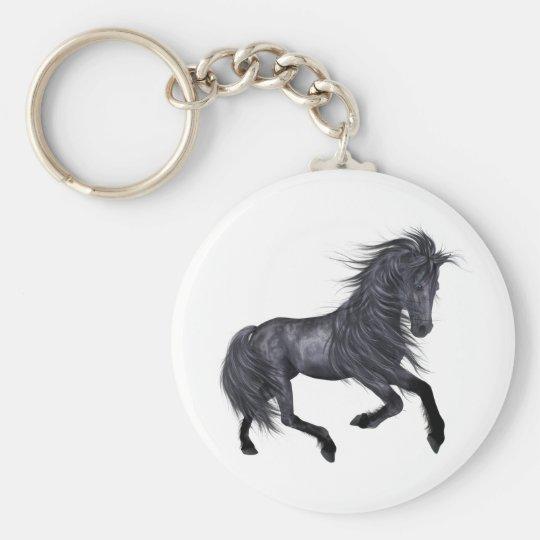 ♥ Beautiful Horse ♥ (Design F) Key Ring