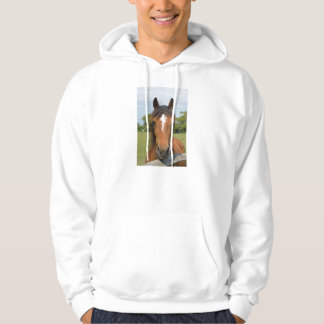 Beautiful horse unisex men, sweatshirt, gift idea hoodie