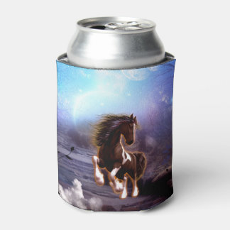 Beautiful  horse with moon i can cooler