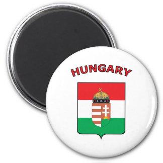 Beautiful Hungary Magnet