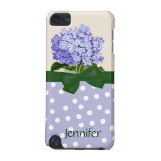 Beautiful Hydrangea iPod Case iPod Touch (5th Generation) Covers