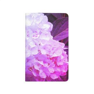 Beautiful Hydrangea Notebook