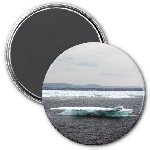 Beautiful Iceberg Magnet