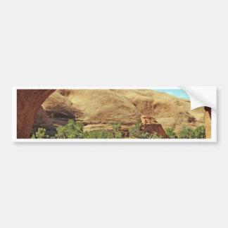 Beautiful image from Utah USA Bumper Sticker
