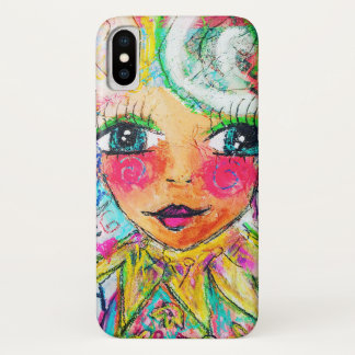 Beautiful iphone case 'Happiness'