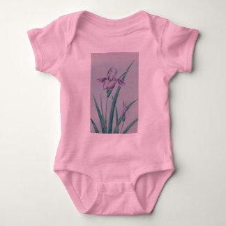 Beautiful Iris Baby Bodysuit
