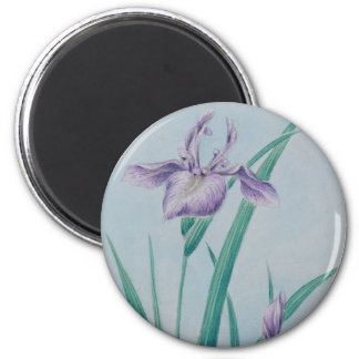Beautiful Iris Magnet