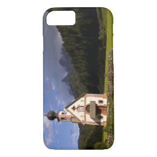 Beautiful isolated lonely church called Rainui iPhone 8/7 Case