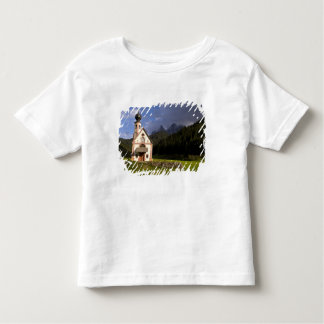 Beautiful isolated lonely church called Rainui Toddler T-Shirt