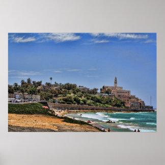 Beautiful Jaffa Poster
