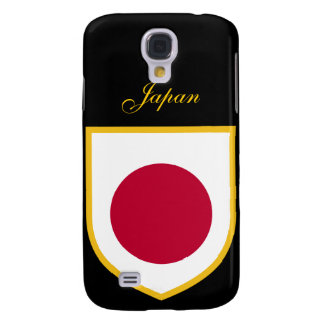 Beautiful Japan Flag Galaxy S4 Case