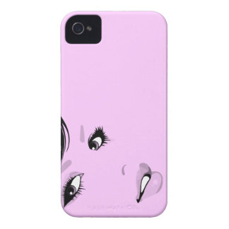 Beautiful Lady iPhone 4 Case-Mate Cases
