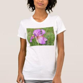 Beautiful Lavendar Iris T-Shirt