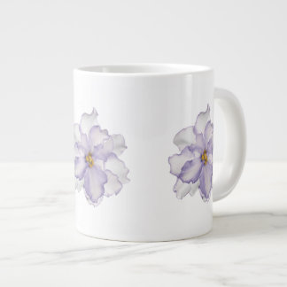 Beautiful Lavender Orchid Giant Coffee Mug