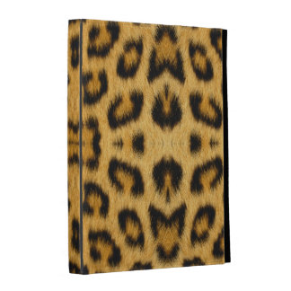 Beautiful Leopard Skin iPad Folio Covers