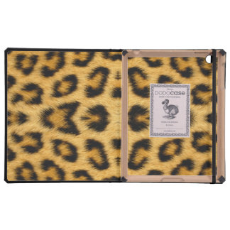 Beautiful Leopard Skin Case For iPad