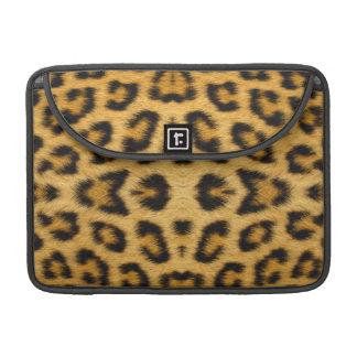 Beautiful Leopard Skin MacBook Pro Sleeves