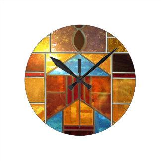 Beautiful light clock