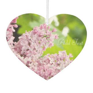 Beautiful Lilac air freshener