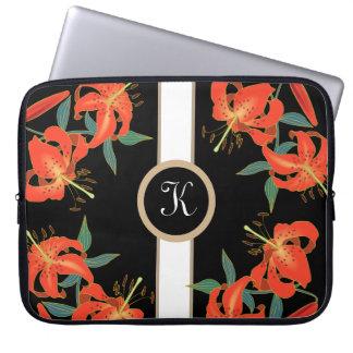 Beautiful Lilies Laptop Sleeve