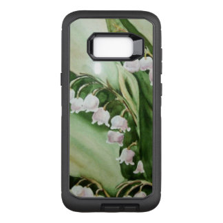 BEAUTIFUL LILY OF THE VALLEY FLOWER OtterBox DEFENDER SAMSUNG GALAXY S8+ CASE