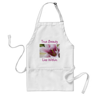 Beautiful Lily Standard Apron