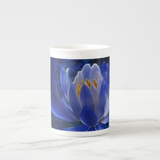 Beautiful Lotus flower Tea Cup