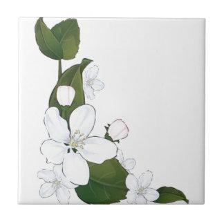 Beautiful lotus flower tiles