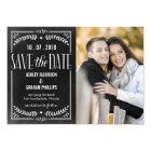 Beautiful Love Save The Date Card