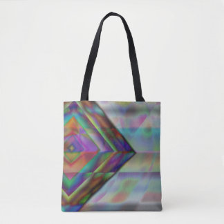 Beautiful Lovely Aurora earth-friendly Night sky Tote Bag