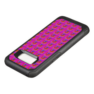Beautiful Lovely Blend of pink Colors OtterBox Commuter Samsung Galaxy S8 Case