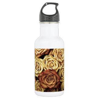 beautiful luxury roses 532 ml water bottle