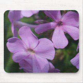 Beautiful Mauve Flowers Mouse Mat