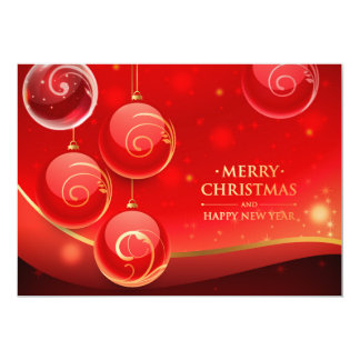 Beautiful Merry Christmas Card