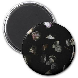 Beautiful Mess 6 Cm Round Magnet