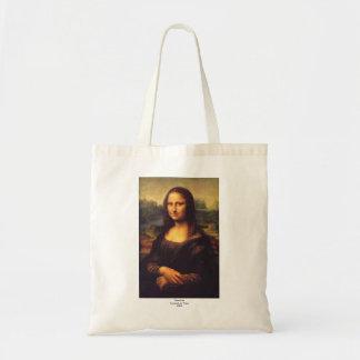 Beautiful Mona Lisa Tote Bag