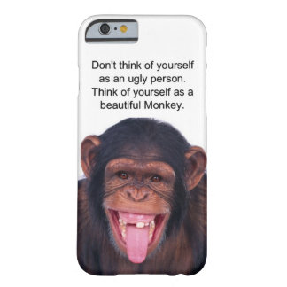 Beautiful Monkey Barely There iPhone 6 Case