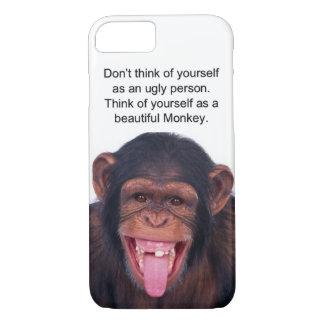 Beautiful Monkey iPhone 8/7 Case