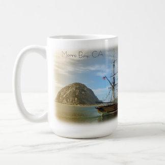 Beautiful Morro Bay Mug! Basic White Mug