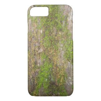 Beautiful moss in nature iPhone 7 case